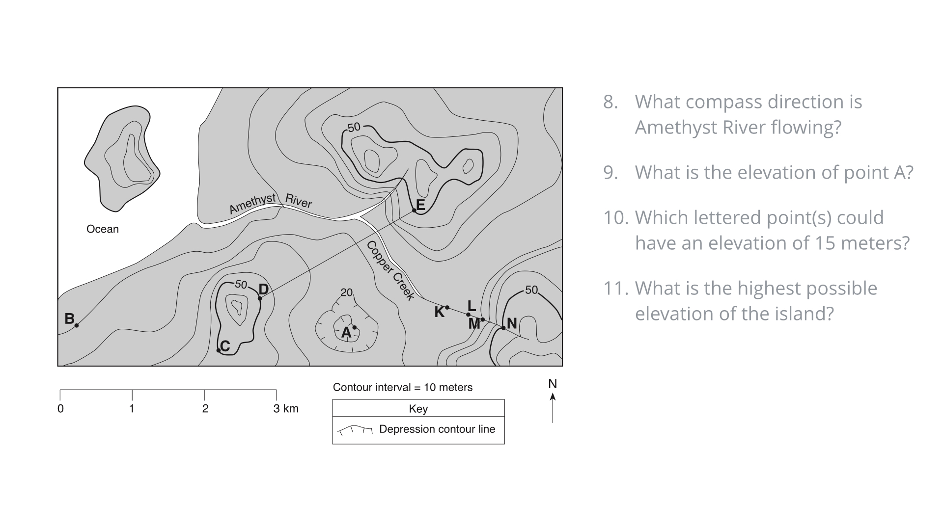 Topographic Map #3' title=